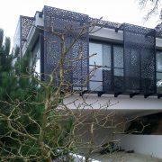 Parement de facade maison individuelle