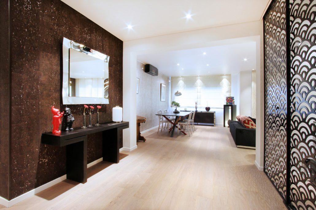 parement mural d coration et luminaires. Black Bedroom Furniture Sets. Home Design Ideas