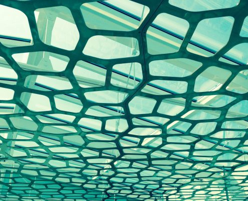 Atrium printemps cagnes resille plafond 2