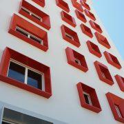 Parement de facade Encadrements de fenêtres